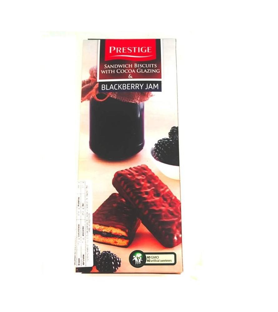 GALLETA DE MORA CON CHOCOLATE